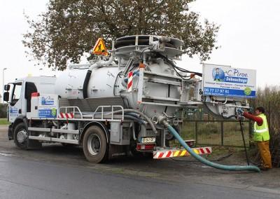 Entretien des réseaux d'assainissement à Plouasne